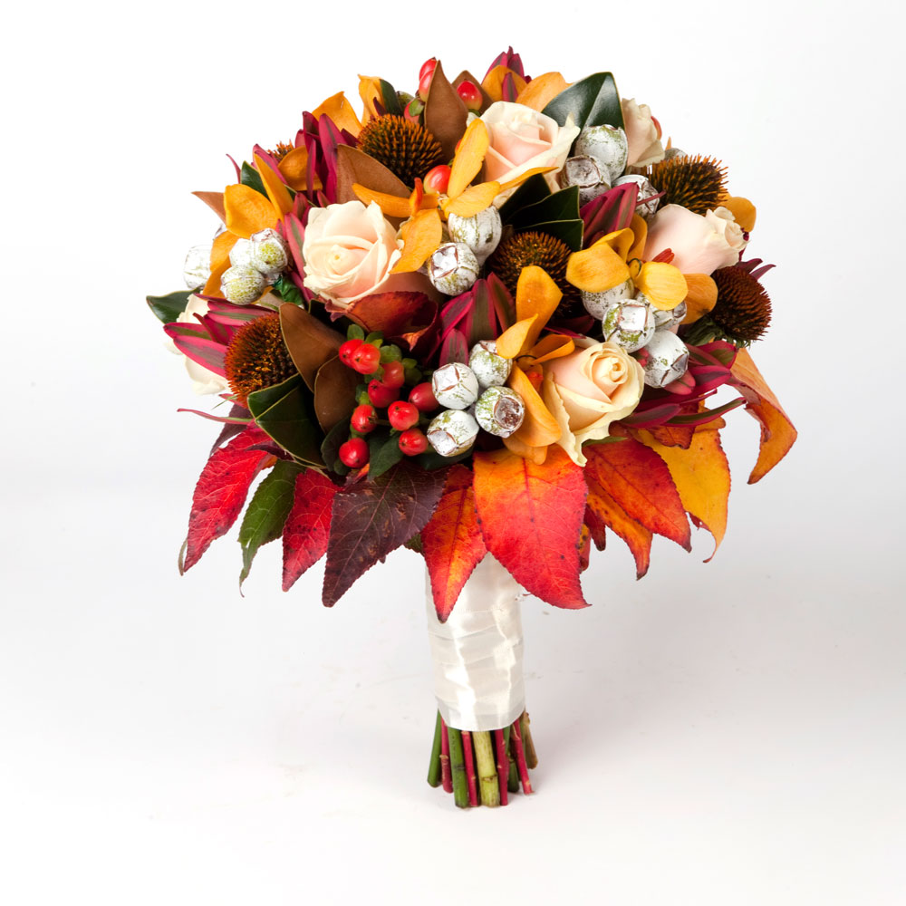 Beautiful Bouquets Modern Wedding