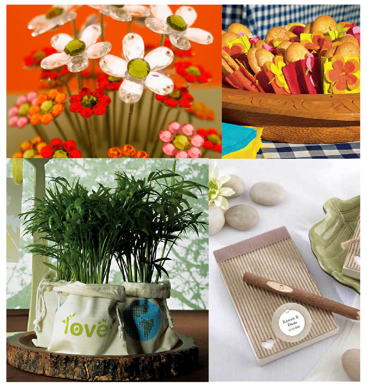 Wedding Gift Ideas For Hippies : Hippie Chic Wedding ThemeModern Wedding