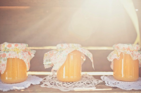 Lemon conserve for engagement shoot