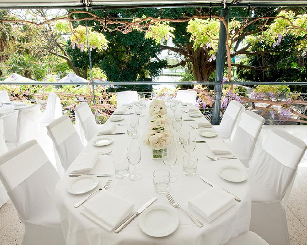 Botanic Gardens Restaurant Modernweddingblog