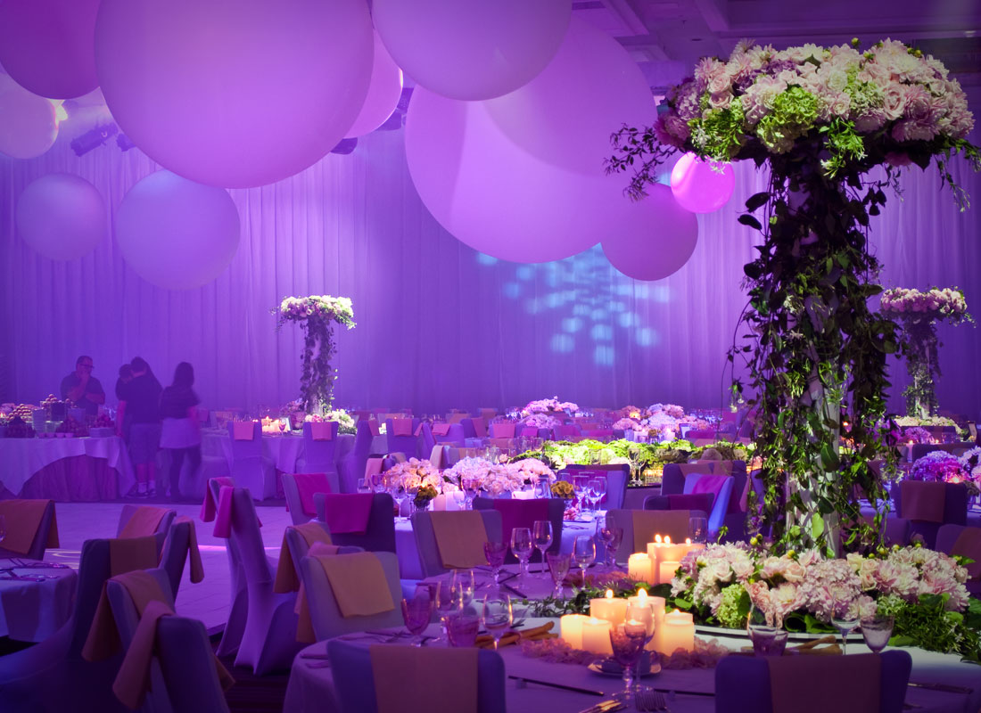 ... Wedding Planners, Purple Decor, Purple Theme Wedding, Planners Q8
