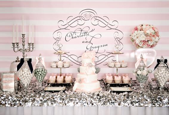 Candy buffet modernweddingblog candy buffet table watchthetrailerfo