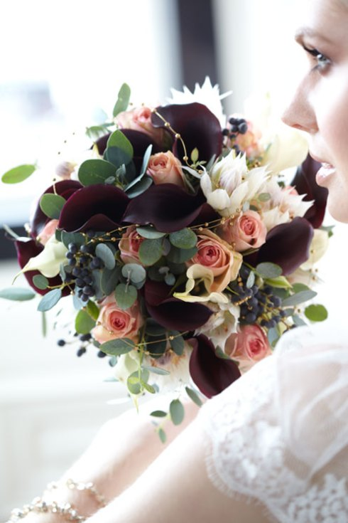 Wedding flowers - vintage