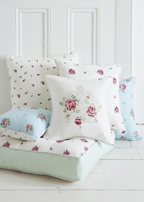 Wedding gifts - Royal Albert cushions