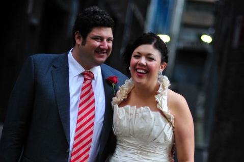 Rhonda and Evan Wedding