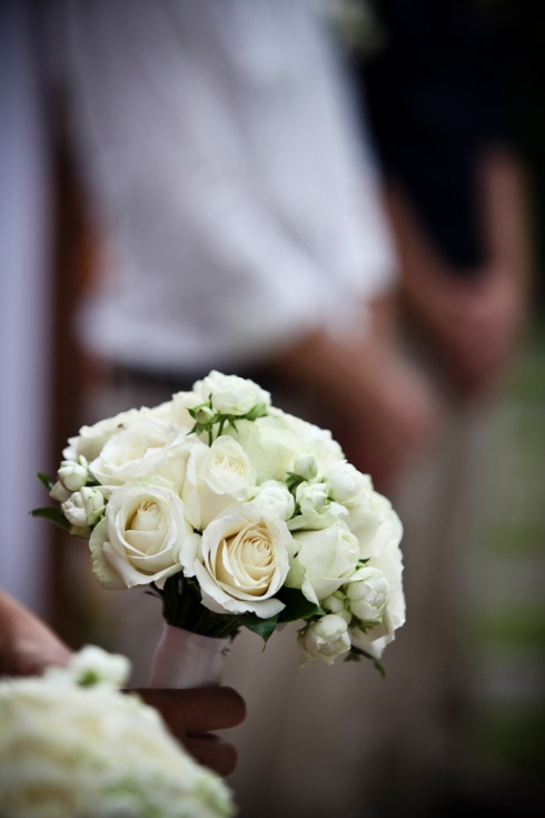 Bali wedding flowers