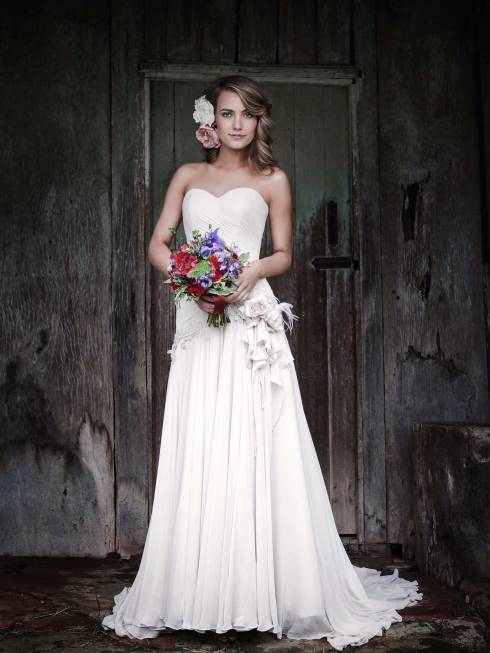 Brides Desire by Wendy Sullivan | Photography - Justin Aveling