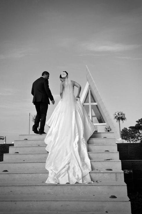 Danielle and Allan - Bali wedding
