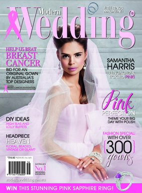 PINK Modern Wedding magazine (Volume 56)