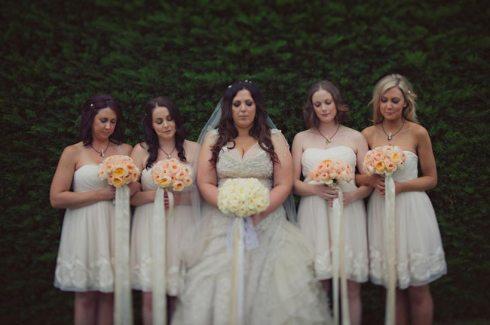 Bride-&-Bridesmaids