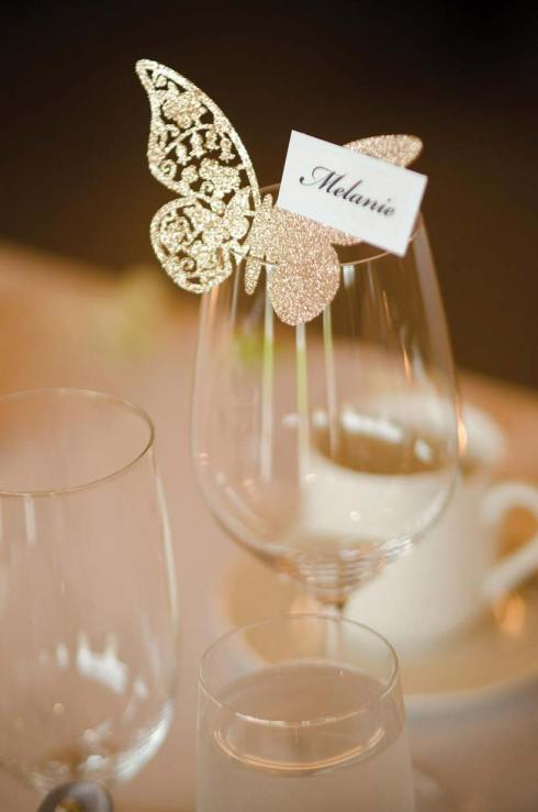 Place Card - A Winery Wedding