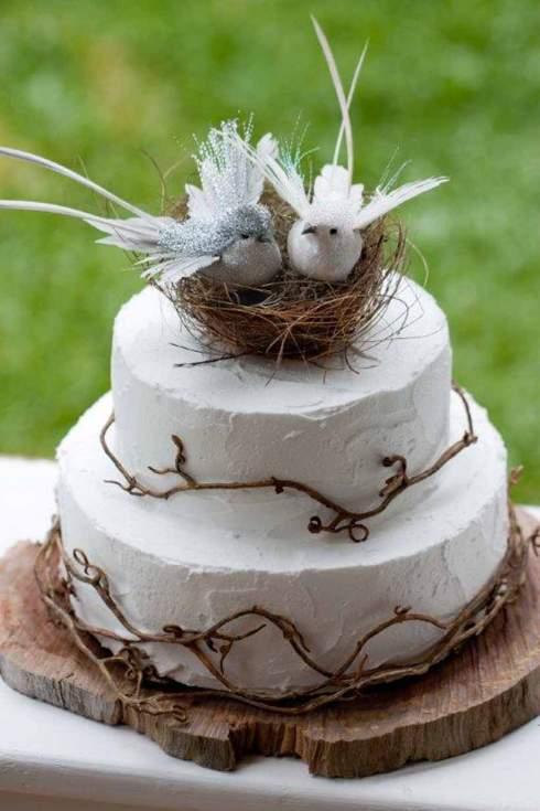 Lovebird-Cake-Topper