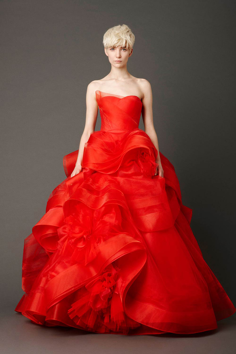 Vera Wang Spring 2013 Bridal Collection - Katherine