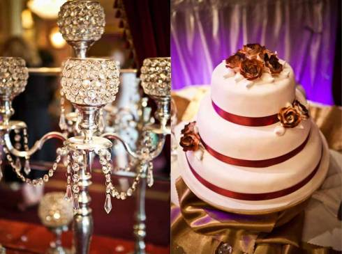 Wedding Decorations & Wedding Cake