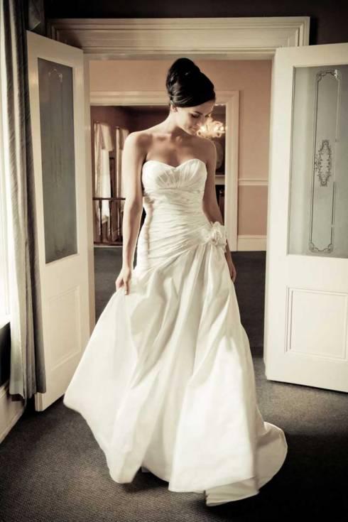 Wedding dress - Halo Bridal Designs